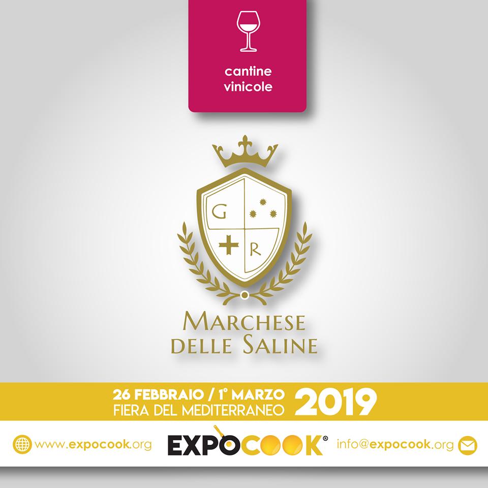 EXPOCOOK 2019, FIERA DEL MEDITERRANEO DI PALERMO