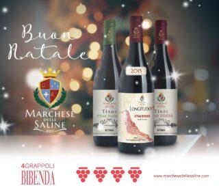Vi auguriamo di riscoprire il piacere di mangiare tutti insieme in serenità accompagnati da un bottiglia di buon vino, di tornare a viaggiare e rincontrarci alle fiere, tutti uniti nel nome del Vino. Quest'anno ci riuniremo tutti in quel brindisi conclusivo che avrà un sapore diverso, ma noi Vi promettiamo che ce la metteremo tutta per renderlo più gradito il prossimo anno. 🥂 Vi porgiamo i nostri più sinceri auguri di un Natale colmo di cose importanti che possano arrivare al cuore ed abbracciare la Vostra anima. 🎄 ❄️ Tanti Auguri da Marchese delle Saline ❤️🌋 . . . #natale #christmas #etna #wines #love #handmade #xmas #italy #fattoamano #christmastree #merrychristmas #instagood #italia #noel #christmastime #navidad #regali #madeinitaly #christmasiscoming #babbonatale #like #santaclaus #alberodinatale #wine #winelover #art #sicily #winter #picoftheday #cheers